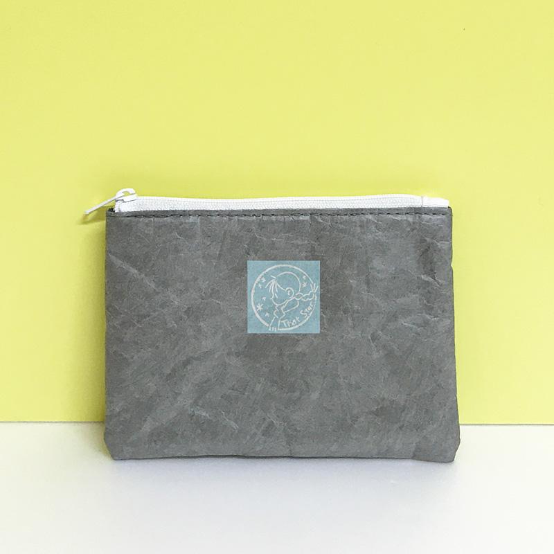 オリジナルエコバッグ、タイベック、ポーチ、シルク印刷