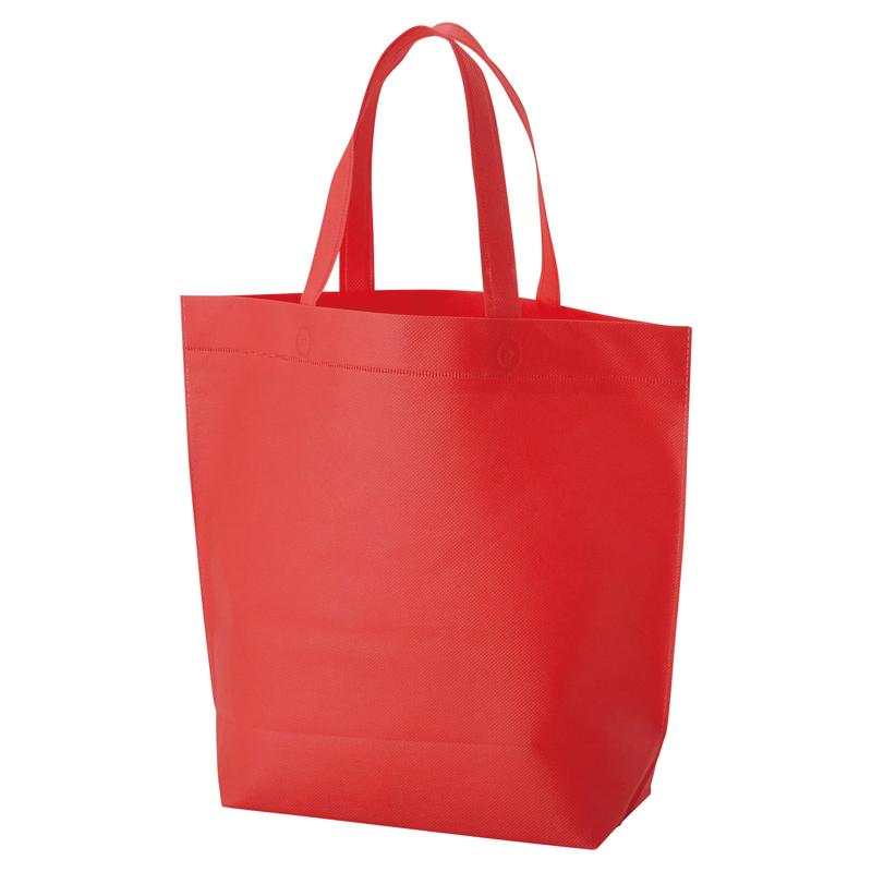 エコバッグ 不織布 トートバッグ 船底型 シルク印刷 名入れ印刷