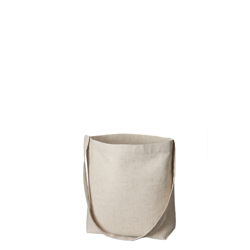 エコバッグ コットン サコッシュ ショルダーバッグ シルク印刷 名入れ印刷