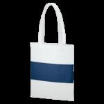 エコバッグ 不織布 トートバッグ 平袋型 シルク印刷 名入れ印刷
