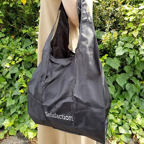オリジナルエコバッグ、ポリエステル、折りたたみバッグ、シルク印刷