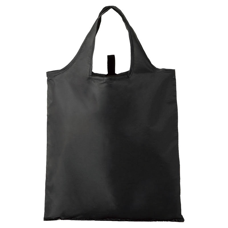 エコバッグ ポリエステル 折りたたみバッグ シルク印刷 名入れ印刷