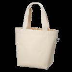 トートバッグ コットン 船底型バッグ シルク印刷
