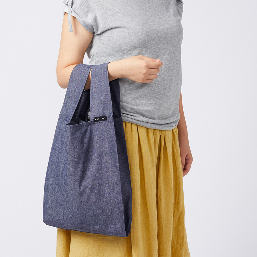 エコバッグ コットン 再生コットン リサイクルコットン トートバッグ シルク印刷 名入れ印刷