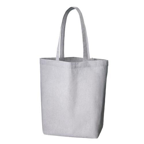 トートバッグ エコバッグ リサイクルコットン シルク印刷
